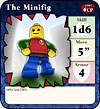 Minifig Cards