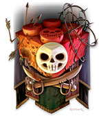Prepare for skullduggery on the BrikWars battle forum!